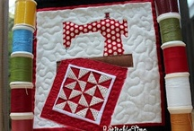 Quilts - Paper Pieced Blocks / by Eileen McNabb
