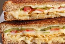Grilled Cheese!!! / My absolute FAVORITE FOOD. / by Lisa L.