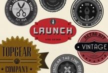 DESIGN : badges / by Crystian Cruz