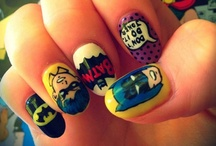 Nails / by LilliAnne Gress