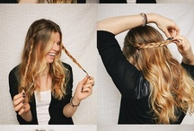 Hair & Beauty  / by Brenna Dawson