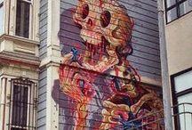 Street Art / by Sun Sun