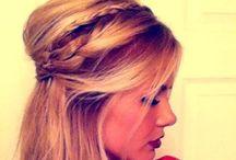 Hair / by Jenna Ballmer