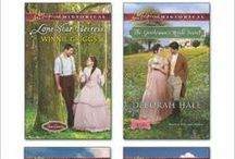 Love Inspired Historical Fiction / Christian historical fiction books from Love Inspired Historical. My books and my fellow authors' releases.
