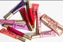 Melted Liquified Long Wear Lipstick / Get the staying power of a stain, the intense color of a liquid lipstick and the high shine of a gloss with Melted.