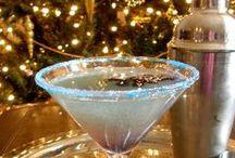 Martini & Vodka Drinks