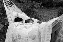 A good nights sleep / Sleep ideas for a tranquil, nourishing sleep