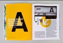 DESIGN : magazine > spreads / by Crystian Cruz