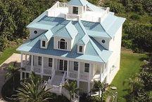 Gorgeous Beach Houses / My Dream Home