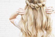 Hair  / Love is in the hair.