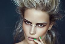 Fashion - Hair & Make-up / Inspirational pictures