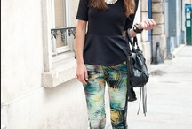 My Fashion Style / Classy, colorful, unique, preppy, fabulous. / by Claire Johnson