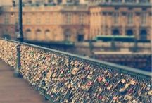 Paris / {most romantic city in the world}