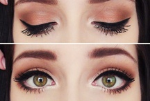makeup / by Zoe Mann