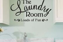 Laundry Room / by Gloria Gogarty