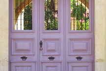 Welcome Home - Doors & More / Fabulous front doors, gates and door hardware.