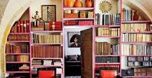 Bookcases / A collection of bookcases for modern and traditional homes alike.