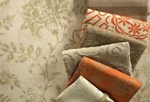 Fabrics  / Spectacular fabrics to liven up any home.