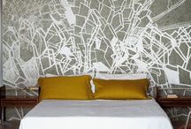 Wallpaper / Wallpaper - back in fashion and offering more choices in colors, textures and design than ever before.