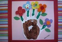 Preschool Ideas:  Spring