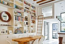 living spaces / living space