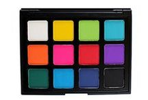 Makeup Palettes / Professional Makeup Palettes for eyes, lips, cheeks and face.