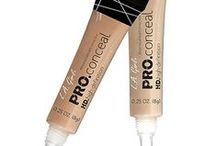 Foundation Concealer & Primer / Creating The Perfect Canvas Foundation Concealer & Primer