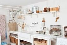 laundry rooms / laundry rooms and workspaces