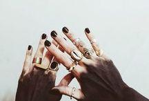 RINGS / Jewellery inspiration board by StyleRarebit.com