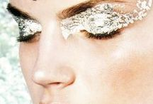 EYE MAKEUP / Eye makeup inspiration board by StyleRarebit.com