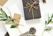 CHRISTMAS / Christmas decorations and ideas