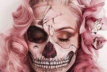 HALLOWEEN MAKEUP / halloween makeup ideas