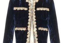VELVET JACKETS / Velvet Jacket Inspiration