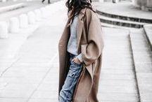 CAMEL COATS / Camel coat inspiration