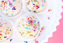 Delicious Sweet Treats / Sweet Treats. Desserts and Delcious Sweet Treats to satisfy that sweet tooth..