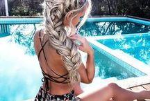 Hair Envy / Hair tutorials, haircare, hair colours and hair styles.