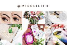 • @misslilith - instagram •