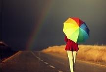 Deluge / ...Raindrops keep falling on my head...