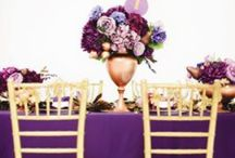 Wedding :: Purple Glam / Belle Mer