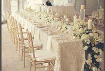 Wedding :: White & Beige / Castle Hill