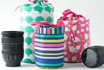 SEWING - Project Ideas / Crafts, gifts, and home decor sewing project ideas. Tips, tricks and inspiration to dust off your sewing machine and create something!