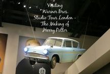 Harry Potter Travels / Harry Potter Bucket List destinations. Trips for Harry Potter fans (some we have taken and some that are on our wish list) as well as other fun Harry Potter info.