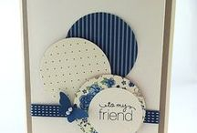 Cards I Like / Homemade card ideas that I'd like to try and do / by Terri Caldwell