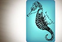 Fused Glass ideas / by Michelle Miller