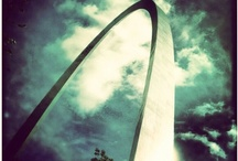Out & About in the STL  / by Toika Collida