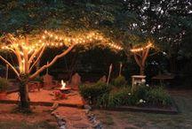Garden/Outdoor ideas / by Leslie Duff