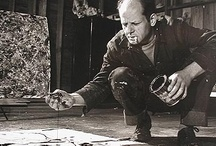 ◬RT!$T J◬☾K$☉N ℙ☉ℓℓ☉☾K / Jackson  Pollock
