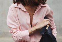 love to wear (spring/summer) / Key fashion pieces that inspires us in the spring & summer