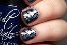 Navy and Silver / by Adori Designs