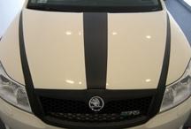 Skoda Octavia RS - carbon
